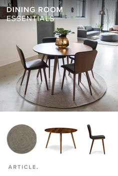 Smaller Es Look Best When Judicious Choices Are Made Place Each Item With Intention Creating Balance In Your Dining E