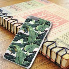 Banana Leaf Martinique Floral iPhone 6 Plus iPhone 6S Plus Case