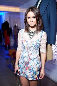 love her hair and effortless style. miroslava duma