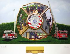 Firefighter Images, Ferris Wheel, Ems, Cool Cars, Fair Grounds, Cool Stuff