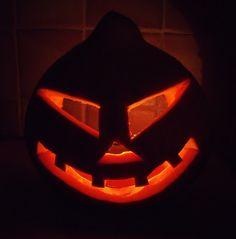 Podzimní tvoření s dětmi - Dýně na Halloween | Moje mozkovna