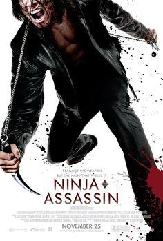 Ninja Assassin   ninja_assassin_poster