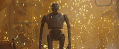 """There were a lot of explosions for two people blending in."" -K-2SO"