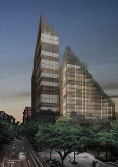 Taipei Urban Renewal Project
