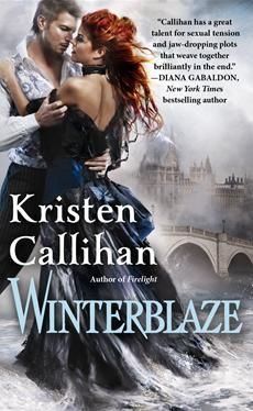 Exclusive book cover reveal: 'Winterblaze' by Kristen Callihan - USATODAY.com