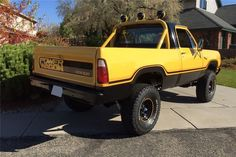 Dodge Power Wagon - 1977 Dodge Srt, Dodge Power Wagon, Monster Trucks, Vehicles, Car, Vehicle, Tools