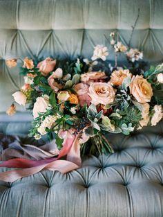 Bouquet | Terra Mia Paso Robles Wedding