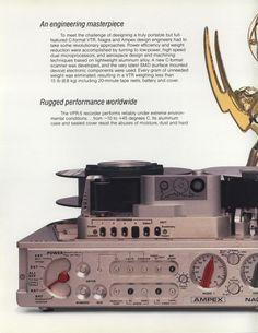 Nagra / Ampex VCR-5 / Flyer