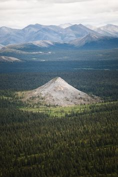 Lone Summit, Noatak National Park | Alaska (by Phil Westcott)