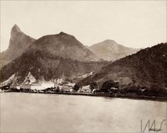 Praia de Botafogo 1862