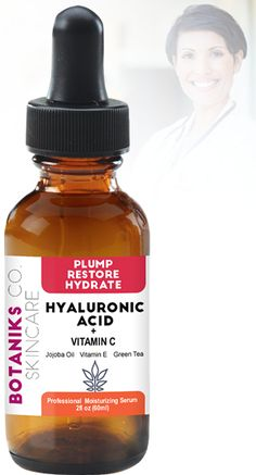 Is It a Facelift In a Bottle? ...Hyaluronic Acid, a naturally occurring substance in humans, is being discovered as an anti aging agent by the beauty industry.