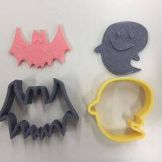 3D printing Halloween Cookie Cutter, Yuko