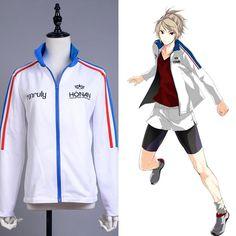 High Quality Prince of Stride Honan Academy School Riku Yagami Sportswear Jacket Cosplay Costume Plus Size Unisex #jacket