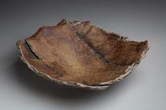 Slab plate/bowl