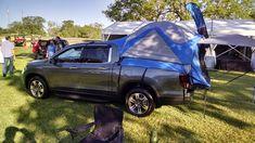 2017_Honda_Ridgeline_Camping