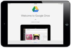 A Google Drive App for iPad Tutorial