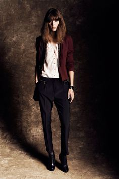 Freja Beha - Reserved Fall 2013
