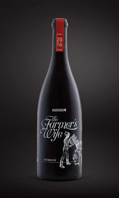 This Wine Comes With a Quirky Illustration — The Dieline | Packaging & Branding Design & Innovation News