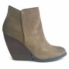 Whitby Khaki Boot