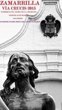 Vía Crucis Santo Suplicio 2015 (Málaga)