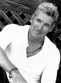 Richard Gere-Don't like his beliefs, but his face is another story!