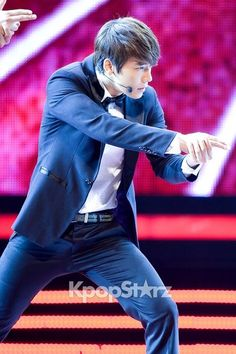 in concert Lee Donghae