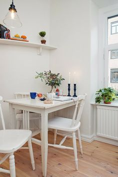 A Gothenburg home with touches of Autumn