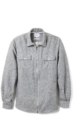 Norse Projects - Villads Brushed Noise Overshirt