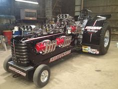There is truly no doubt that one of the most recognized names in the sport of truck and tractor pulling is Sullivan, but what may even sur...
