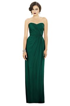 Shop Dessy Bridesmaid Dress - 2882 in Lux Chiffon at Weddington Way. Find the perfect made-to-order bridesmaid dresses for your bridal party in your favorite color, style and fabric at Weddington Way.