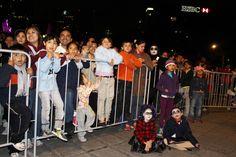 Los niños disfrutaron mucho del concurso que realizó la Secretaría del Medio Ambiente.