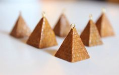 polymer clay pyramid box for my crafting pleasure pinterest