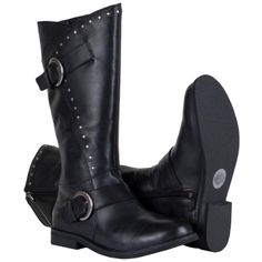 Harley Davidson Sapphire Boots - I really, really want these!