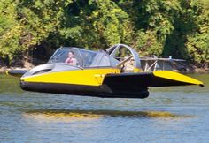 The Flying Hovercraft | Cool Gadgets For Men