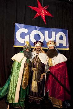 Goya Foods Celebrates 3 Kings Day with the Hispanic Federation & Teatro SEA at annual toy drive.