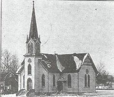 Kviteseid Lutheran Church, Milan, Minnesota