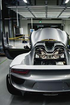 Porsche 918 Spyder o superdeportivos de engranajes superior coches rápidos