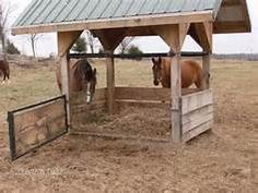 covered round bale feeders for horses - Yahoo Image Search Results