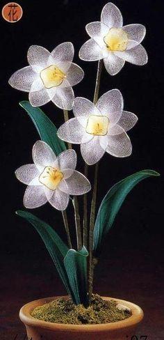 Nylon Flowers. Комментарии : LiveInternet -