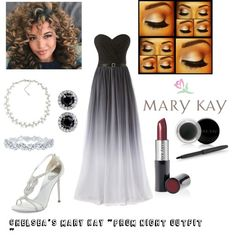 """Chelsea's Mary Kay """"Prom Night Outfit"""""""
