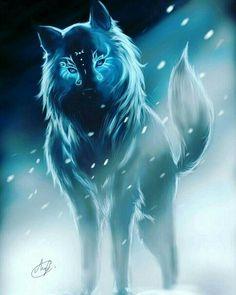 Trendy Zeichnung Anime Wolf Spirit Animal – temp Jan 2019 – – New Artwork Lobo, Wolf Artwork, Pet Anime, Anime Animals, Manga Anime, Anime Art, Mystical Animals, Mythical Creatures Art, Wolf Painting