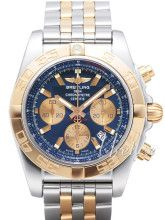 Breitling Chronomat 44 Blå/Stål Breitling Chronomat, Watches, Accessories, Wrist Watches, Wristwatches, Tag Watches, Watch