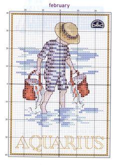 Gallery.ru / Фото #31 - The world of cross stitching 105 декабрь 2005 - WhiteAngel