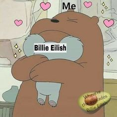 Listen to every Billie Eilish track @ Iomoio Funny Video Memes, Funny Relatable Memes, Billie Eilish Merch, Baby Pink Aesthetic, Cute Cartoon Wallpapers, She Song, Cute Disney, Disney Wallpaper, Me As A Girlfriend
