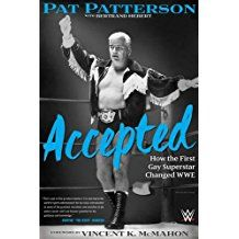 *Adult Non-Fiction*  When Pat Patterson was 17 years old, he was asked to leave his home after telling his parents he was in love - with a man. Moving from Montreal to the United States in the 1960s, barely knowing a word of English, he was determined to succeed in the squared circle. Back when homophobia was widespread, Pat lived in the super-macho world of pro wrestling.