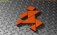 tangram art - Google Search