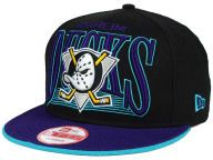 Find the Anaheim Ducks New Era Black/Teal New Era NHL Ice Block 9FIFTY Snapback Cap & other NHL Gear at Lids.com. From fashion to fan styles, Lids.com has you covered with exclusive gear from your favorite teams.
