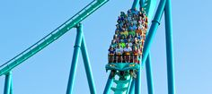 Leviathan is the roller coaster at the Park. Riders climb to and are dropped back to earth at an 80 degree angle, reaching speeds of Toronto Activities, Wonderland Amusement Park, Dinosaurs Alive, Fastest Roller Coaster, Big Ride, Fire Dragon, Park Photos, Amazing Adventures, Places To Go