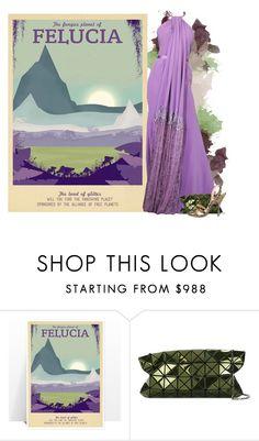 """Felucia"" by chezamanda ❤ liked on Polyvore featuring Bao Bao by Issey Miyake, Christian Louboutin, women's clothing, women's fashion, women, female, woman, misses, juniors and starwars"