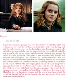 Hermione Granger Harry Potter Love, Harry Potter Universal, Harry Potter Fandom, Ginny Weasley, Hermione Granger, Just Love, Just In Case, Lightning Scar, Disney And More